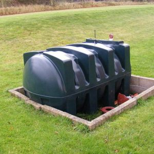Oil Tank Repairs in Ashley Green