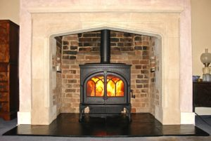 Wood Burning Stove servicing in Chorleywood